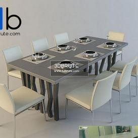 48 table and chair download 3d models free 3dbrute 11108 | 11108 52698bd3c4c4c 273x273