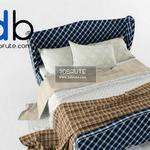 89 Bed 3dmodel