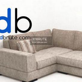 3dbrute : 3dmodel furniture and decor, 3d max blocks