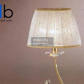 Table lamp 3dmodel , decorative modern and classic vray texture 3dsmax