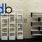 35 Wardrobe & Display cabinets