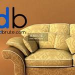 33 Sofa 3dmodel