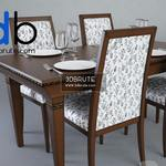 86 Table and chair