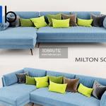 398 Sofa 3dmodel