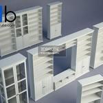 199 Wardrobe & Display cabinets