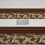231 Decorative plaster  3dmodel