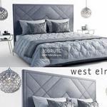 west elm upn Bed  540