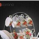 317. Tableware 3dmodel
