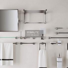 Towel rail 3dmodel