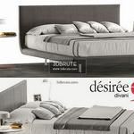 Desiree Tuliss2 Bed  558