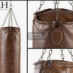 Restoration Hardware punching bag 91