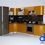5 Kitchen 3dmodel
