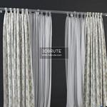 217 Curtain 3dmodel