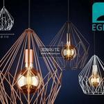 eglo vintage 9258 3ds Ceiling light 900