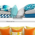 6. Pillow 3dmodel