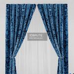 236 Curtain 3dmodel
