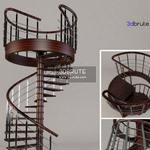 39. Staircase 3dmodel