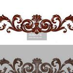 116 Decorative plaster  3dmodel