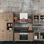 151. Kitchen 3dmodel