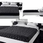 Bed 3dsmax  3dbrute  220
