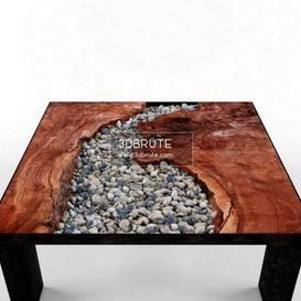 PEBBLEWOOD table