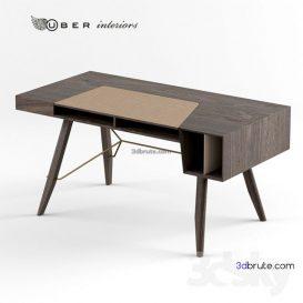Arketipo Inkiostro Desk table