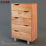 Kare Design Nature Line Ladekast Sideboard 186