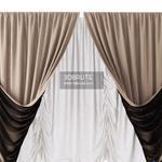 272 Curtain 3dmodel
