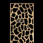 283 Decorative plaster  3dmodel