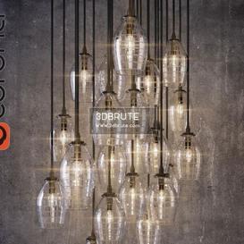 Corona Lightings Ceiling light