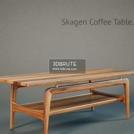 Skagen coffee table
