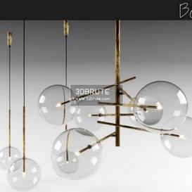 Gallotti&Radice Bolle Ceiling light