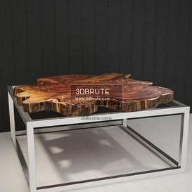 Trunk Coffe   MODEL table