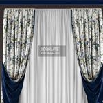 302 Curtain 3dmodel