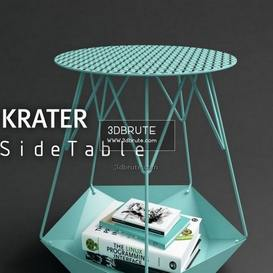 KRATER Side   by Levantin Design table