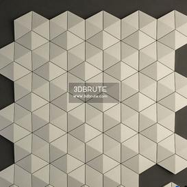 3D PANEL Hexagon