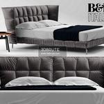252. B&B italia bed