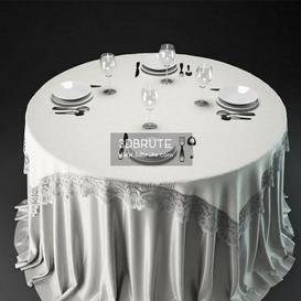 cloth mrichk table