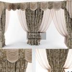 86 Curtain 3dmodel