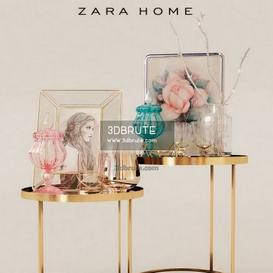 pack zara home table