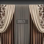 399. Curtain 3dmodel  pro
