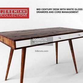 Mid Century Desk table