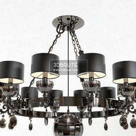 Masiero Classica NUARE 12 Ceiling light