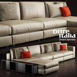 Ditre italya Sofa 3dmodel