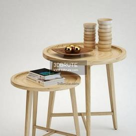 PN Side  decor table