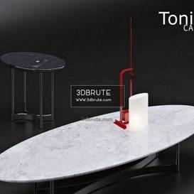 3D Tonincasa table