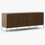 Mitchel Gold Bob Williams vandyke drawer door chest Sideboard 219