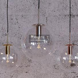 Limburg Globe Ceiling light