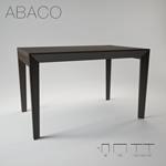 Stol paperator ABACO sofa 186