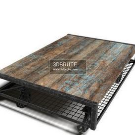 Loft   Pallette (Corona) table